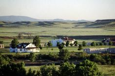 Fort Laramie National Historic Site, Ft. Laramie, WY - Learn more at www.wyomingtourism.org.