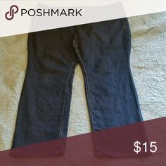 """Torrid Jeans *Dark-washed skinny jeans.  *Size 18S (Good for short women under 5'3"""") *From Torrid *Good Condition *Shows off your curves well *Inseam is 27.5 inches *Waist is 39 inches *Hips is 41 inches torrid Jeans Skinny"""