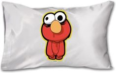 Zombi Elmo - Kendin Tasarla - Yastık 45 x 27 x 10 cm