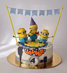 PARTY TIME!! No puedo explicar lo que ha supuesto para mi ver la reaccion de Javier cuando vino a recoger la tarta de su cumpleaños, hasta ...