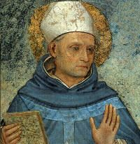 St. Antoninus (died 186) was a public executioner in Rome. It is believed that during the trial of St Eusebius he had a vision and converted to Christianity. The proclamation of faith cost his life and he was beheaded in 186. His feast day is 22 August.