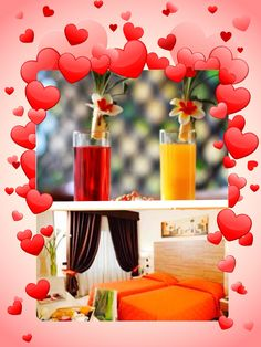 Orange room #welcome #freedrink