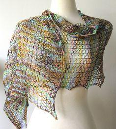 Beautiful #free #shawl #pattern