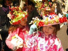 Easter Parade and Bonnet Festival