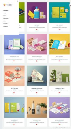 TheGem is a versatile #WordPress theme with modern creative design for #designer #portfolio website with 40+ stunning homepage layouts download now➩ https://themeforest.net/item/thegem-creative-multipurpose-wordpress-theme/16061685?ref=Datasata