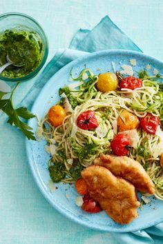 Doc Fleck, Zucchini Pasta, Low Carb, Food And Drink, Vegan, Healthy, Ethnic Recipes, Sport, Food And Drinks