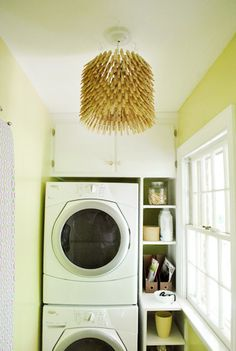 One of the most unseen spaces in your home might be your laundry room. But that's no reason to ignore that space altogether! I've been rummaging the web looking for the best of the best, and I thought I would share with you today! So here's a great roundup of 10 Laundry Makeover Ideas to transform …