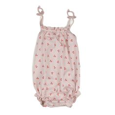 shopminikin - Oeuf Baby Romper with Straps, Cherries, $40.00 (http://www.shopminikin.com/oeuf-baby-romper-with-straps-cherries/)