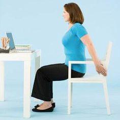 ¡Ejercítate y relájate en la oficina con estos sencillos consejos!