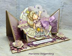 Marianne cards: Cards DT day.