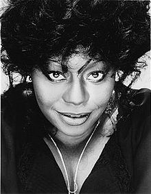 Loleatta Holloway - singer w/ Marky Mark and the Funky Bunch good vibrations