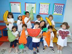 Atividades para maternal, creche e berçário: Projeto Alimentação - Maternal