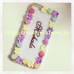 【SALE】5%OFF!!!!flowerlei case | maymi