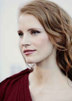 Jessica Chastain : Lana Del Rey look alike