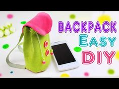 DIY PHONE CASE | 3 POCKETS Jeans FLOWER Case | NO SEW - YouTube