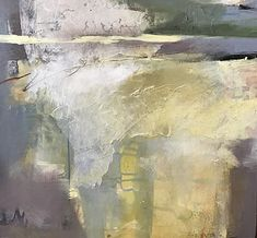 Daily Painters Abstract Gallery: Contemporary Abstract Mixed Media, Abstract Painting by Intuitive Artist Joan Fullerton