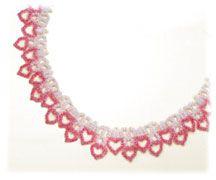 Hearts-A-Plenty Necklace, Sova Enterprises