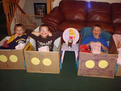 Homemaking Fun: A Drive-In Movie Night! Great idea and could watch it outside!