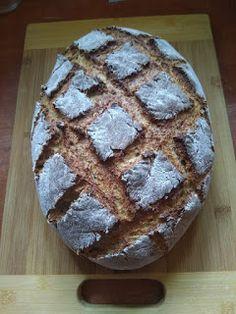 Kulinarne przygody: Domowy chleb z chrupiącą skórką na maślance Bread, Food, Brot, Essen, Baking, Meals, Breads, Buns, Yemek