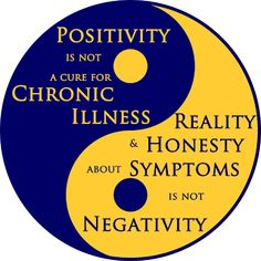 Chronic Illness Awareness. Finally someone gets it.