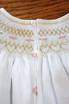 Creations By Michie` Blog: More About the Bishop Pattern