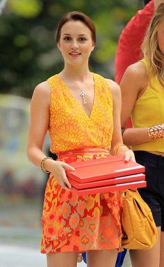 Leighton Meester Photos - Photo Gallery of Leighton Meester | Gossip Girl ~ Summer dresses