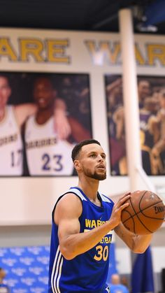 Stephen Curry of the Golden State Warriors shoots the ball during practice and media availability as part of the 2017 NBA Finals on June 3 2017 at the. Stephen Curry Wife, Stephen Curry Poster, Stephen Curry Photos, Stephen Curry Basketball, Love And Basketball, Basketball Players, Basketball Practice, Basketball Art, Golden State Warriors