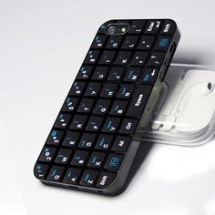 iPhone Keyboard Iphone 5 Case