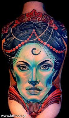 Tatuagens de Portugal