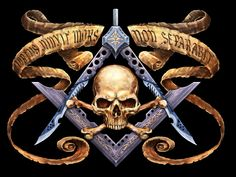 More Like masonic tattoo design by ~TheBeatDandy
