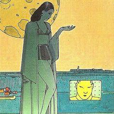 #moebius #infinite #illustration #artbook #collection #art #moebiusart #color  #moebiusartwork #infinito #paris #france  #moebiusartist #comic #comicfrance #love  #surrealism #jeangiraud #plume #ink #paint  #jeangiraudmoebius #mystic