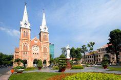 Saigon – Ho Chi Minh City, Vietnam