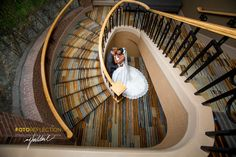 Symmetry + Candid wedding photo + Staircase. by Moussa Faddoul www.fotoreflection.com Candid Wedding Photos, Photographers, Inspiration, Biblical Inspiration, Inhalation, Motivation