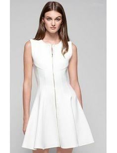 BONBI W WOOL DRESS THEORY.COM