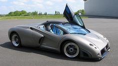 One-off Lamborghini concept for sale - BBC Top Gear