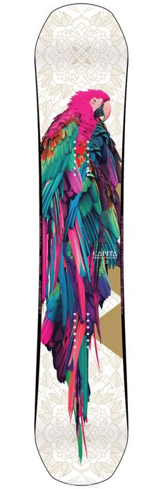 Snowboard Capita - Birds of a Feather - Womens All Mountain. http://whatiwouldbuy.com/SNOWBOARDS+2013+2014+FOR+HIM+AND+HER. High-End Fashion, Luxury Fashion, Fashion Trends, Outfits, Designers, Latest Fashion Looks, Catwalk, Runway, Luxury Jewelry, Stylish Accessories, Style Blog, Fashion Blog, Fashion Week, Woman's Wear, Designer Clothing, Designer Bags, Haute Couture.