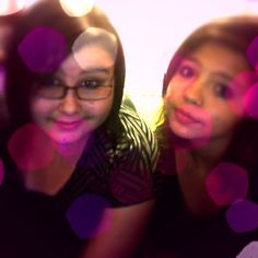 with mah cousin <3