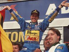 Michael Schumacher World Champion of Formula-1 (13 November 1994)
