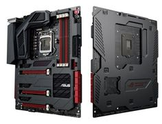 Call it: THE MONSTER | The ROG Maximus VI Formula is the new mobo for exceptional gamers. CrossChill termic scheme for liquid or air cooling. Overclocking capabilities are guaranteed with the Extreme Engine Digi+ III power circuit, 60A BlackWing inductors, 10K BlackMetallic condensators and NexFET 90% efficiency MOSFETs.