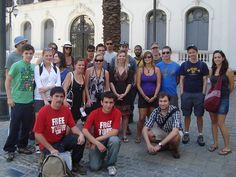 Free tour - Santiago