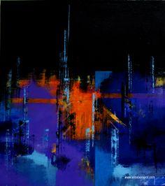 """(My)Bliss"" acrylic on canvas 70x80cm www.alicebernardi.com"