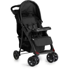 Hauck Shopper Neo II Pushchair-Caviar/Stone (New Shopper Neo II is the perfect for stroller for shopping trips and travel. It can be folded quickly and compactly with just one hand! The Shopper Neo II is lightweight and agile thanks to the swivellin http://www.MightGet.com/march-2017-1/hauck-shopper-neo-ii-pushchair-caviar-stone-new.asp