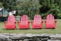 Red Adirondacks