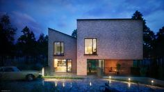 CGarchitect - Professional 3D Architectural Visualization User Community | Church Road House