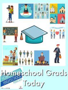Homeschool Highschool Podcast Ep 100: What Homeschool Grads Do Now