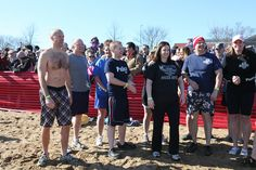 Many Kansas City Police Department members participated in the Polar Plunge on January 28, 2012 at Longview Lake to benefit Special Olympics Missouri.