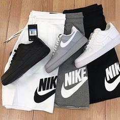 Air Force 1 Nike Grey Black White — Visit shop mode here — femme tendance homme robe adolescente Nike Air Shoes, Nike Sneakers, Sneakers Fashion, Sneakers Design, Running Sneakers, Sneakers For Boys, Adidas Shoes, Yellow Sneakers, Kicks Shoes