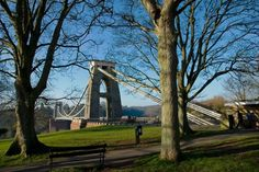 Clifton Suspension Bridge by N Hindmarch