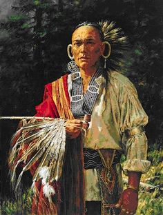 The Great Peacemaker of the Haudenosaunee
