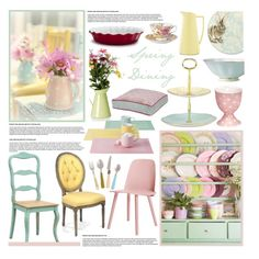 """""""Spring Dining"""" by hmb213 on Polyvore"""